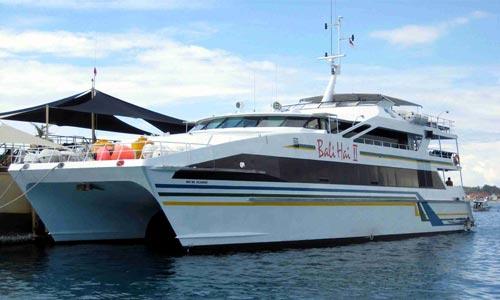 Bali Hai Reef Cruise Berlayar Menuju Nusa Lembongan