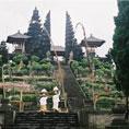 Besakih - Pura terbesar di Bali