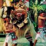 Tari hiburan di Bali