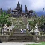 Objek wisata Besakih di Bali