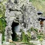 Objek wisata Goa Gajah di Desa Bedulu