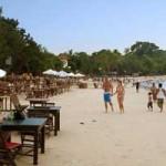 Objek wisata Pantai Jimbaran