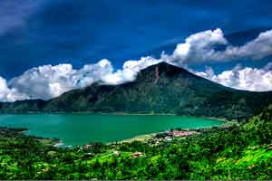 Objek wisata Kintamani Bali