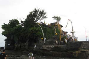 Objek wisata Tanah Lot
