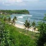 Objek Wisata Pantai Balangan