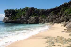 Objek wisata Balangan Bali