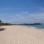 Objek wisata Pantai Nusa Dua