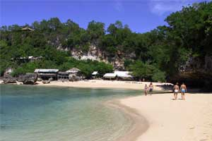 Objek wisata pantai padang-padang Bali