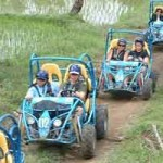 Wisata mobil buggy ride