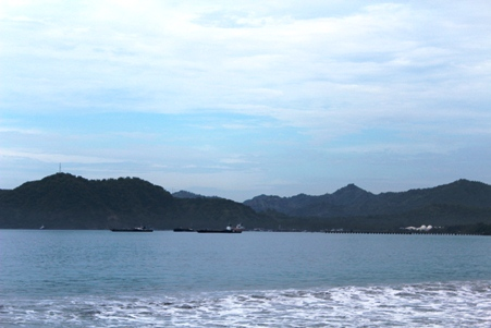 Objek wisata pantai Balina