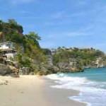 Ojek wisata Pantai Bingin
