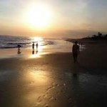 Objek wisata Pantai Canggu dan Echo Beach