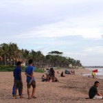 Objek Wisata Pantai Petitenget