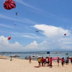 Objek wisata Pantai Tanjung Benoa