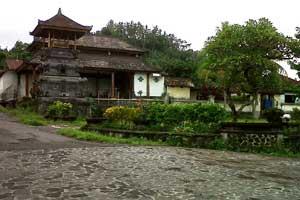 Desa wisata Budakeling di karangasem Bali