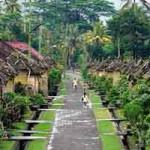 Pengembangan Desa wisata di Bali