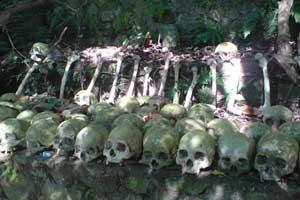 Tradisi Unik di Desa-Trunyan