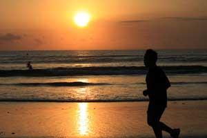 Objek wisata Pantai Antap di Tabanan Bali