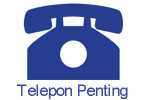Telepon penting di Bali
