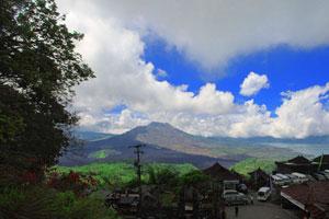 Pemandangan di Grand Puncak Sari