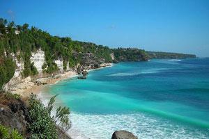 Panorama alam Bali