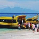Fast Boat – Kapal Cepat dari Sanur Ke Gili Trawangan – Lembongan
