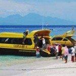 Fast Boat – Kapal Cepat dari Bali Ke Gili Trawangan – Lembongan