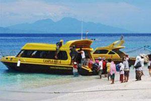 Fast Boat Caspla