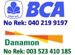 Bank BCA atau Danamon