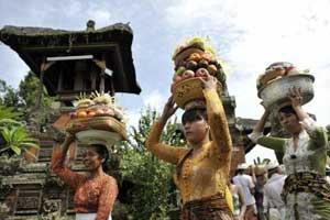 Upacara yadnya di Bali