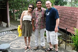 Komang Agus - Supir Bali Tours Club
