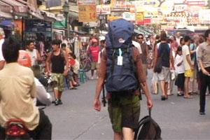 Liburan backpacker ke Bali
