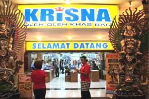 Shopping di Pasar oleh-oleh Bali
