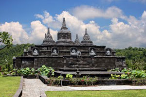Wihara Buddha di Banjar
