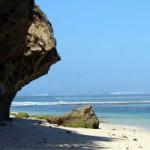 Pantai Green Bowl keindahan yang tersembunyi