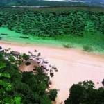 Eksotik yang tersembunyi di Pantai Karma Kandara