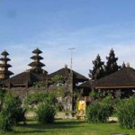 Pura Watu Klotok di Klungkung Bali
