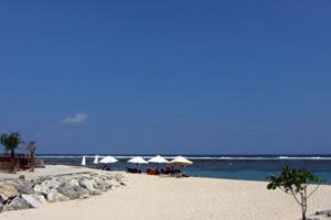 Pantai Pandawa di Desa Kutuh Bali