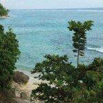 Ketenangan di Pantai Batu Pageh