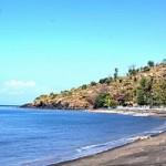 Pantai Lipah di Bunutan Karangasem