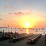 Pantai Kedonganan dan wisata kuliner