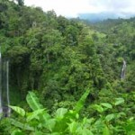 Air terjun Sekumpul Seven Points Waterfall di Sawan Buleleng