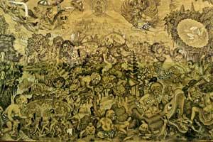 Lukisan tradisional