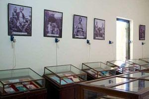 Salah satu ruangan museum