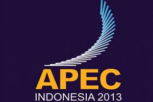 KTT APEC 2013 di Indonesia
