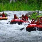 Rafting – Naik Gajah – Jimbaran Tour