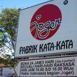Belanja oleh-oleh di Joger Bali