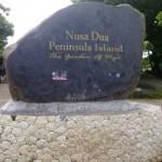 Keindahan Taman Peninsula Island dan Waterblow di Nusa Dua
