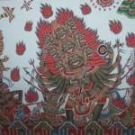 Lukisan Wayang tradisional Kamasan