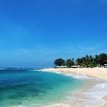 Pantai Sawangan dan wisata naik Unta